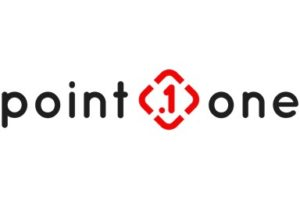 Point one logo
