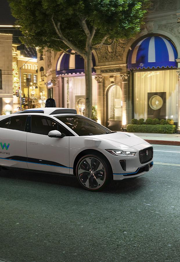 Waymo Automated Vehicle