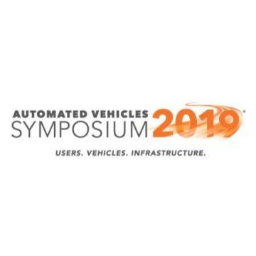 Automated Vehicles Symposium 2019