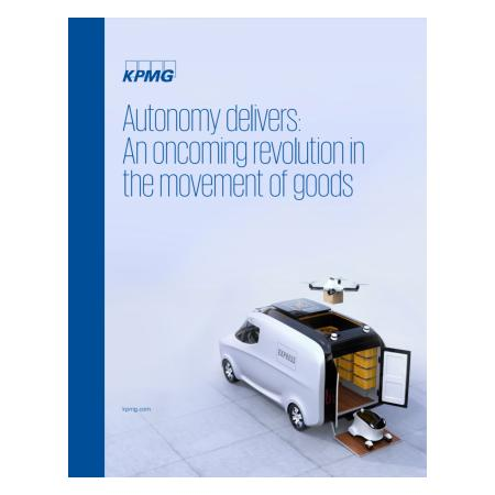 Autonomy delivers: An oncoming revolution in the movement of goods