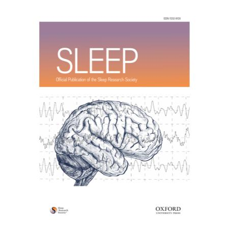Sleep - Official Publication of the Sleep Research Society
