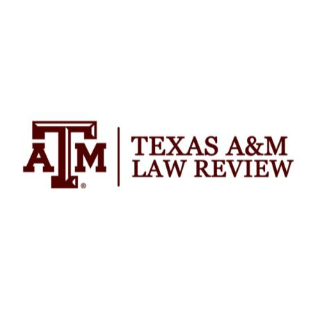 Texas A&M Law Review Logo