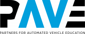 PAVE - Partners for Automated Vehicle Education