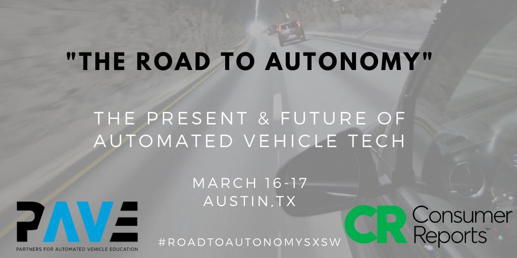 The Road to Autonomy - The Present & Future of Automated Vehicle Tech
