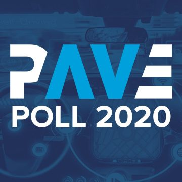 Pave Poll 2020 logo